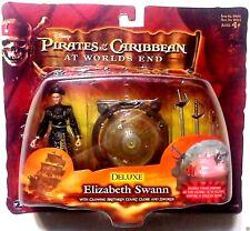 Pirates Of The Caribbean: 'Elizabeth Swann Brethren Court' Deluxe Action Figure