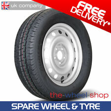 "16"" Mercedes Viano 2003 - 2016 Full Size Spare Wheel and 205/65 R16 Tyre - New"