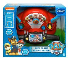 VTech Paw Patrol Pups to the Rescue Driver Toy Play for Kids New In Box NIB