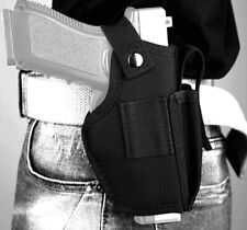 Gun holster fits Smith & Wesson MP Shield 40 9mm With Laser
