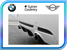 BMW GENUINE 3 SERIES E92 E93 335 M SPORT PERFORMANCE REAR DIFFUSER TWIN EXHAUST