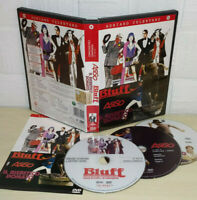 CELENTANO - BLUFF - ASSO - IL BISBETICO DOMATO - 3 DVD