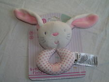 MOTHERCARE BUTTERFLY FIELSD BUNNY COMFORTER NEW WITH TAG