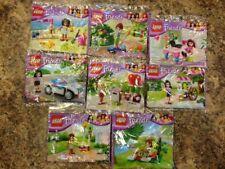 Lego Friends Sets 30100 30101 30102 30103 30105 30106 30107 30108