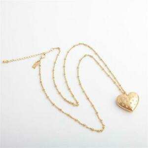Kate Spade New York My Precious Heart Locket Pendant Necklace