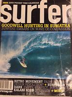 Surfer Magazine Goodwill Hunting In Sumatra February 2005 062717nonr