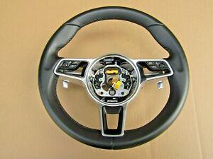 Porsche Cayenne 958 92A 2015 Steering Wheel