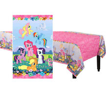 My Little Pony Friendship Plastic Table Cover Birthday Party Supplies Decoration