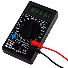 LCD Digital Multimeter Multitester AC DC Volt Tester Current Meter Ohm Gauge NEW