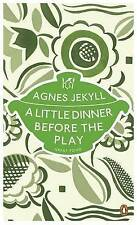 A Little Dinner Before the Play (Penguin Great Food), Very Good Condition Book,