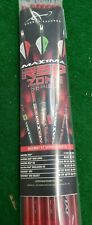 Carbon Express Maxima Red Shafts - 250 - 12 Pack - #50751