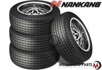 4 Nankang CX668 CX-668 165/70R12 77T SL All Season Traction Touring Tires