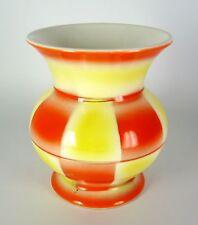 Theodor paetsch céramique vase spritzdekor ART DECO 20er/30er ans pottery vase