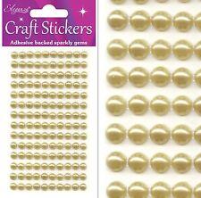 Eleganza Self Adhesive Pearl Gems