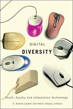 Digital Diversity: Youth, Equity, and Information Technology-ExLibrary