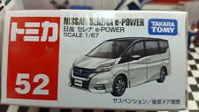 TOMICA #52 NISSAN SENTRA e-POWER 1/67 SCALE NEW IN BOX