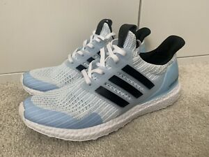 Adidas Ultra Boost Game Of Thrones White Walker - UK Size 8