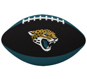 NFL Rawlings Jacksonville Jaguars Youth Size Football New
