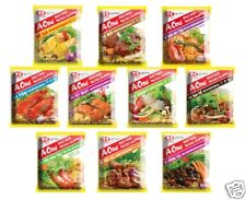 60 x 85g A-One Instant Nudelsuppen, 10 Sorten AOne Nudelsuppe FREIE WAHL