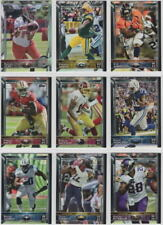 2015 Topps Football Team Sets **Pick Your Team**