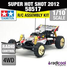 58517 TAMIYA SUPER HOT SHOT 2012 1/10th R/C KIT RADIO CONTROL 1/10 BUGGY NEW!