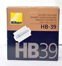 NIKON HB 39 for AFS DX ED VR 16-85mm F3.5~5.6 lens.