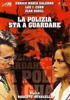 DVD125 - La polizia sta a guardare (1973) DVD