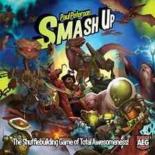 SALE Smash Up Everything Bundle $319.88 Value 12 Titles (Alderac)123456789101112