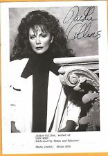 Jackie Collins-signed photo-28 ab