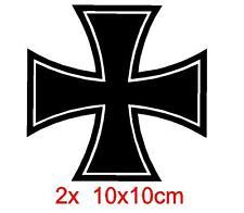 Iron Cross Kreuz Tuning Old School  Aufkleber  Shocker  Sticker  JDM OEM FUN Oem