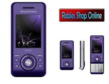 Sony Ericsson S500i Ice Purple (Ohne Simlock) 4Band 2,0MP MP3 Game TOP OVP