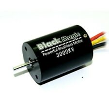 Black Magic 3000 KV Brushless Motor for Car, Buggy, or Truck