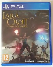 Lara Croft And The Temple Of Osiris - PlayStation 4 PS4