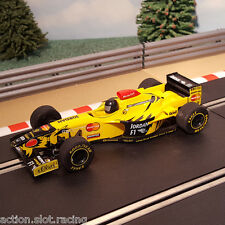 Scalextric coche 1:32 - C2126 F1 Fórmula Uno-Amarillo Jordan Mugen Honda 198 #9