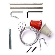 Henderson Merlin Garage Door Cables and Repair Tools 4mm Pin Punch Tension Kit