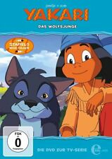 DVD * YAKARI - STAFFEL 5 - FOLGE 35 DAS WOLFSJUNGE # NEU OVP &