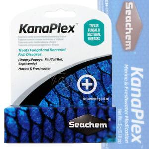 SeaChem Kanaplex from AAP; FRESH! Treats Fungal & Bacterial Fish Diseases