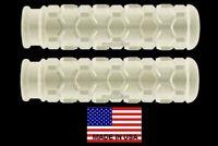 SEADOO BOMBARDIER WATERCRAFT 3D GSX GTI GTX SP XP PWC WHITE HEX GRIPS USA MADE