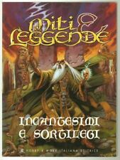 INCANTESIMI E SORTILEGI di AA. VV. - Collana Miti e Leggende ed. Hobby & Work
