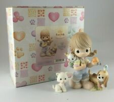 Precious Moments 2003 Lost Without You Fc-032 Crown New