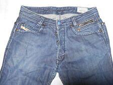 DIESEL Men's PADDOM Straight  Blue Jeans Wash 008EG 30 Waist 28 Leg# 208