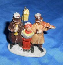 1930'S Antique Vintage German Bisque Ceramic Singing Carolers Figurine
