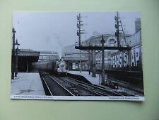 London Bridge Railway Station 1913/1914 -REPRINT POSTCARD
