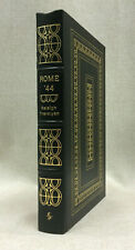 Rome '44 Raleigh Trevelyan Easton Press Leather Military Library Collectors Edit