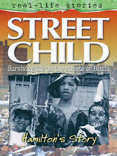 Real-life stories: Street child, New, Hynson, Colin Book