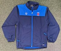 Hartlepool United Track Jacket - XL Boys - Full Zip - Avec (101)