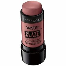 Maybelline Blush Stick Master Glaze Glisten, Make A Mauve, 0.24 Ounce