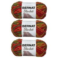 Bernat Blanket Yarn (150G/503 OZ) Harvest - 3 Pack