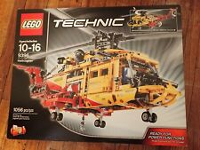 LEGO Technic Helicopter (9396) New in sealed box, -retired-