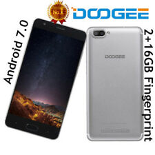"DOOGEE X20 5.0"" Smartphone Android 7.0 Quad-Core 2GB+16GB Dual SIM/Camera Mobile"